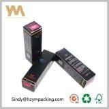 Rectángulo plegable de empaquetado del cosmético profesional para el lápiz labial