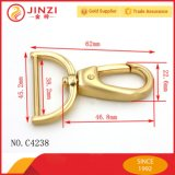 Solid Spring D Ring Snap Hook Metall Schließe für Tasche / Handtasche