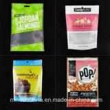Tribune op de Plastic Zak van de Ritssluiting van de Aluminiumfolie voor de Verpakking van de Snack