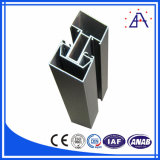 Extrusion en aluminium de profil de longeron de fente du brillant V