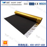 PVC 지면을%s 금 알루미늄 필름을%s 가진 EVA Underlayment