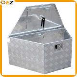 Cassa calda dell'alluminio di vendita
