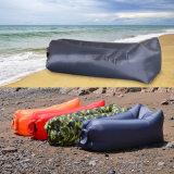 袋の空気ソファーベッドの中の頑丈なNylon+PEの二重層