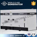 Großer Motor angeschaltener globale Garantie-Dieselenergien-Generator EPA 125kVA