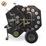 干し草の梱包機の小型梱包機装置の安いトウモロコシのサイレージの梱包機
