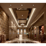 Geplaatste de Slaapkamer van de Toevlucht van de gastvrijheid/het Moderne vijfsterrenMeubilair van het Hotel van de Herberg Hampton