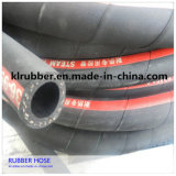 Le fil d'acier à haute pression s'est développé en spirales le boyau en caoutchouc KL-A01081