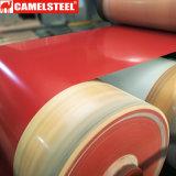 Esportazione alla bobina d'acciaio galvanizzata preverniciata strato della Russia Gi&PPGI
