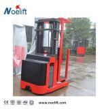 Modelo elétrico da máquina desbastadora Tha10 do pedido com capacidade de carga 1000kg com direção hidráulica da altura do elevador de 4500mm