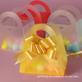 Transparante de giftdoos van pvc van Clear Fashion Folding (plastic kosmetische zak)
