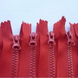 Застежка -молния высокого качества пластичная для спортов, куртки и джинсыов