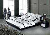 جلد سرير سرير حديثة [ب108]