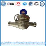 304 contadores del agua del acero inoxidable con el contador del agua del pulso