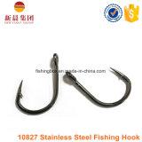 Zilveren Haak 10827 van de Visserij van Livebait van de Gangster van het Roestvrij staal van de Kleur