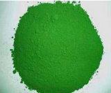 Het goede Oxyde van het Chroom van de Kleurstoffen van de Zuiverheid Groen voor Deklaag en Leer