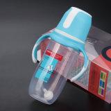 Бутылка младенца типа качества еды PP новая с ручкой и регулярно шеей 125ml