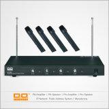 Soem-Berufszweikanal-VHF-im Freien Detective drahtloses Minikondensator-Mikrofon