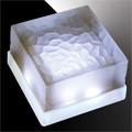 mattonelle di pavimento di 10*10mm 24V 3W LED con il vetro temperato +PC