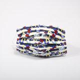3 Camadas de Pano Spunlace em cores da moda máscara descartável