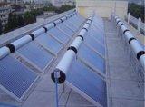 Proyecto de Sistema de calentador de agua solar
