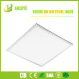 100LMW/W 600X600 48W hohe PF quadratische dünne niedriger Preis-Cer RoHS LED Instrumententafel-Leuchte