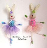 Decoración - Conejo de Pascua (MX1270)