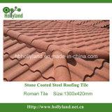 Telha de telhadura de aço revestida de pedra (telha romana)