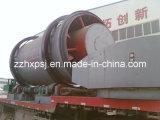 Сушильщик роторного барабанчика 3 цилиндров изготовлением Китая
