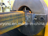 Multifunctioneel Vierkant CNC van de Buis van de Pijp van het Staal Hol Plasma/Vlam die de Machine van de Boring van het Gat Beveling snijden