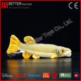 Het realistische Gevulde Dierlijke Noordelijke Stuk speelgoed Jackfish van de Pluche van Snoeken