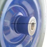 Rotella pianamente libera 5.00-6 della gomma piuma dell'unità di elaborazione della gomma solida per la carriola