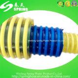 De de de kleurrijke Flexibele Pijp van de Slang van de Zuiging van pvc/Slang van het Water/Slang van de Zuigpomp