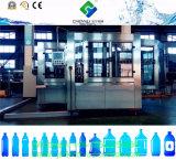 Macchina di coperchiamento imbottigliante di lavaggio della bottiglia di acqua automatica piena