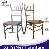 Stacking Aluminium Metal Resin Hotel Restaurante Wedding Chiavari Chair (XYM-ZJ02)