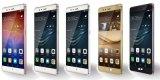 """Huawii original P9/P9 mais 5.2 """" telefones 4G móveis Android destravou"""