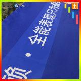 Bandera grande de la visualización de la transferencia termal para los acontecimientos al aire libre