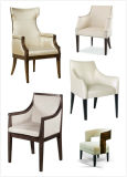 ([كل-1126]) حديث فندق مطعم أثاث لازم خشبيّة يتعشّى كرسي تثبيت لأنّ مطعم