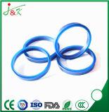Le joint circulaire de Viton EPDM de silicones a placé avec la fonction fixe de cachetage