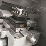 Цена машины Lathe вырезывания металла CNC Китая дешевое