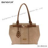 Ultime borse della spalla di disegno per le donne delle signore con figura unica del sacchetto semi fisso del Hangtag del hardware