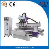 Auomatic 1325 Prozessholzbearbeitung vier CNC-Fräser