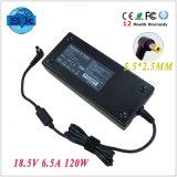 Laptop WS Adapter Charger für Hochdruck Compaq 316688-003, 317188-001 WS Adapter 18.5V 6.5A 120W für Zd7000