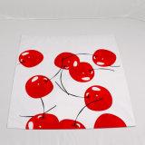 PET färbte gedruckten Polybeutel-Plastikeilbote-Werbungs-Umschlag
