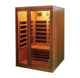 Zaal van de Sauna's van de Leverancier van China de Stevige Houten Droge
