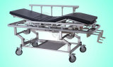 Hospital Medical lit civière chariot avec la manivelle (SLV-B4307)