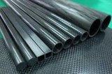 Los tubos de fibra de carbono