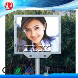 Quadro comandi pieno del LED del video a colori dello schermo di visualizzazione di pubblicità esterna di HD P10