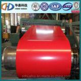 Die beschichtete Farbe galvanisierte Stahlblech-Ring