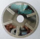 Lames de coupe de pierre de diamant (HK-ES11)
