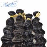 Оптовые китайские человеческие волосы 2017 4 глубокого пачки выдвижения волос Remy волны